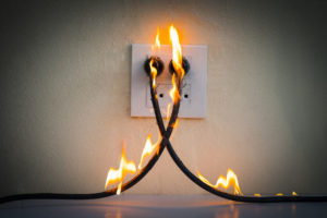 Follow These 5 Tips to Reduce the Chance You Cause an Electrical Fire in Your Home